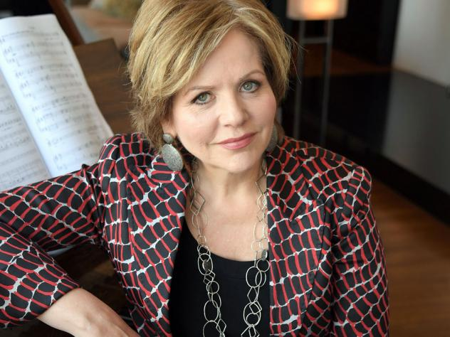 Soprano Renée Fleming is looking forward to many more years performing opera.