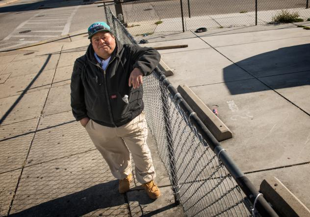 Peter Uribe, a Chilean immigrant in Baltimore, considered a career in soccer. But an untreated foot injury hobbled him.