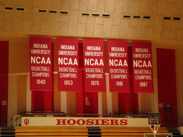 Indiana University bans athletes with sexual violence past
