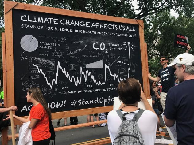 """The <a href=""""https://peoplesclimate.org/live/"""">Peoples Climate March</a>, is being billed as a mobilization for climate, jobs and justice."""