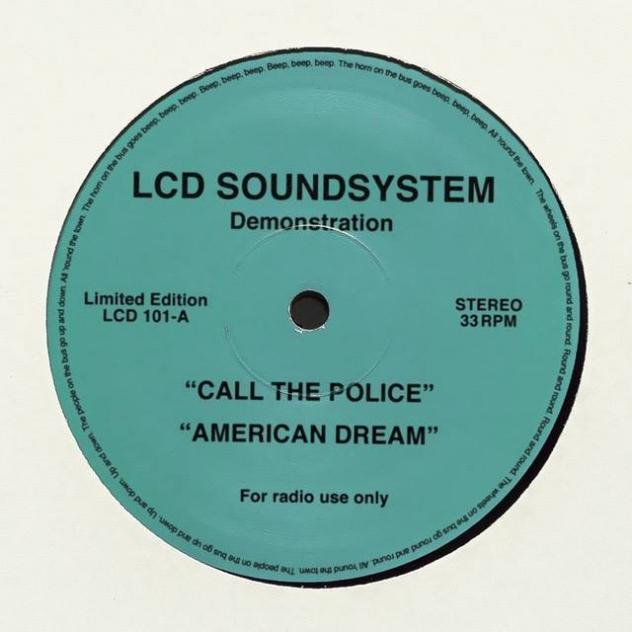 LCD Soundsystem's new songs will be released at midnight on digital services.