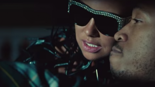 Future and Amber Rose unmask in dark visual of survival and seduction.