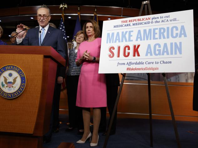 A look at the senators crucial to action on health care