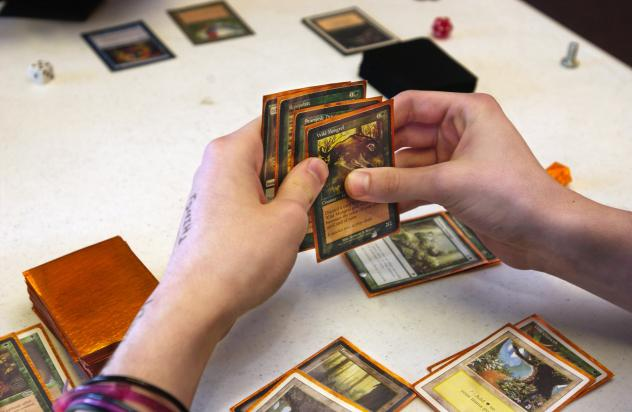 Creators of Magic: The Gathering say 20 million people worldwide play the card-trading game.