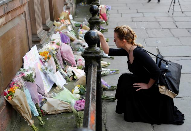 Manchester Bombing Is Europes 12th Terrorist Attack Since 2015
