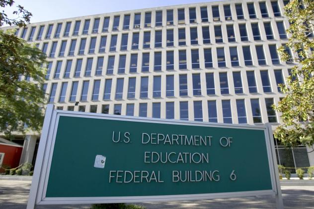 There are conflicting theories as to what led an Education Department official to quit — and where it leaves those depending on or paying off student aid.