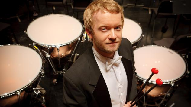 Jason Haaheim is principal timpanist with the Metropolitan Opera Orchestra.