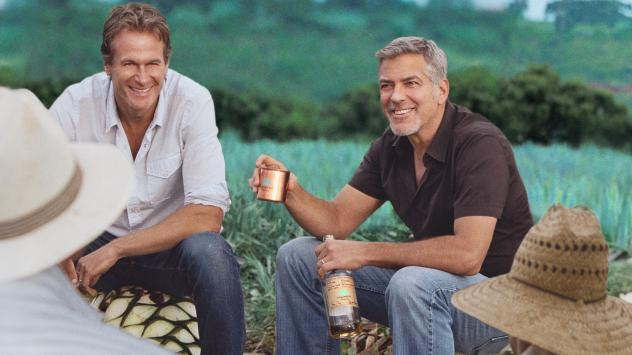 Actor George Clooney is getting a big payday from the tequila company he founded in 2013.