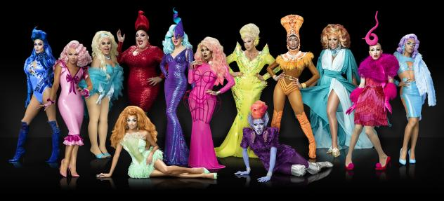 Sasha Velour, a Brooklyn drag queen known for her avant-garde style and performance, is the winner of <em>RuPaul's Drag Race</em> season nine.