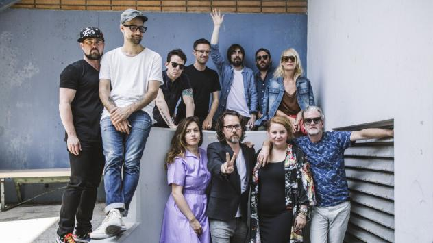 Broken Social Scene was a recent guest on KCRW's <em>Morning Becomes Eclectic</em>.