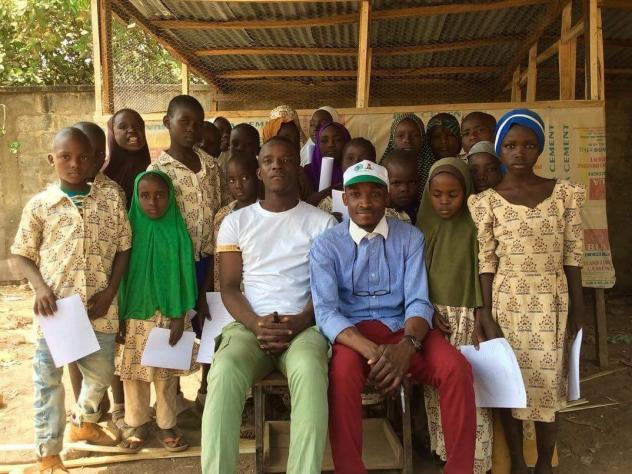 They Quit Their Office Jobs To Teach Kids In A Camp For