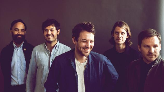 Fleet Foxes' latest album is <em>Crack-Up</em>.
