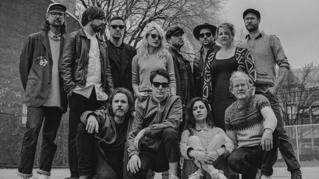 "Broken Social Scene's ""Stay Happy"" is one of the new songs we recommend for your weekend playlist."