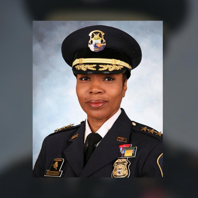 Dallas Police Get First Female Chief, Making All Of Metro's