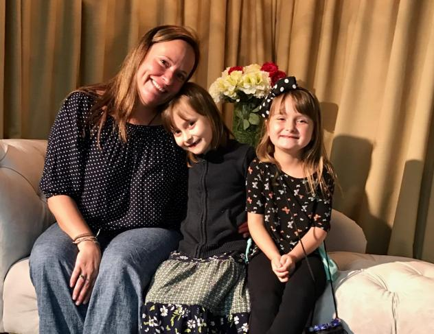 Jennifer Brown, pictured here with her children, and her husband Mike came to the difficult decision to delay certain medical treatments because of the price. (Courtesy)
