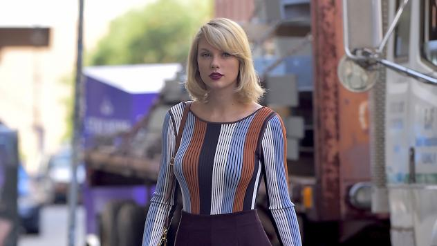 Witnesses testifying this week at a Denver federal courthouse included the former radio host, a photographer, Taylor Swift's mother and the pop star herself.