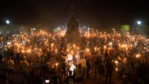 Neo-Nazis and white supremacists who participated in the protests in Charlottesville, Va., are being identified online — and the family of one man says they no longer have anything to do with him.