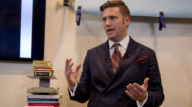 White nationalist Richard Spencer's free speech fight against Google, Facebook and other tech companies has some unlikely support from the left.