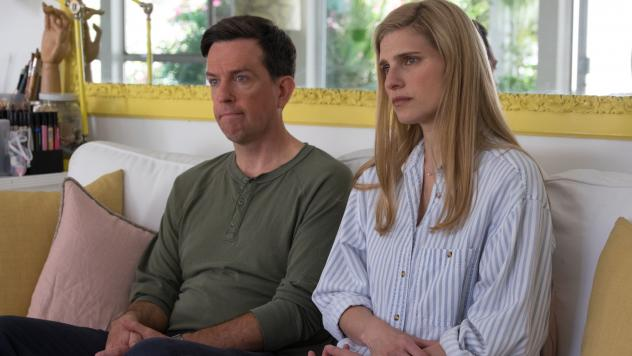 Ed Helms and Lake Bell play documentary subjects Noah and Alice, whose marriage may be headed for a seven-year ditch, in the comedy <em>I Do ... Until I Don't</em>.