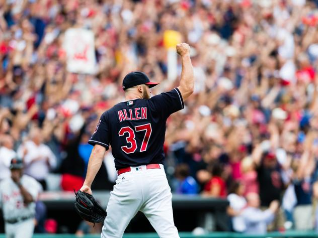 Cleveland Indians Win 21st Straight To Break American League