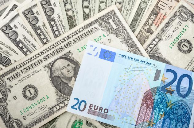 A strengthening global economy is among the most important forces putting downward pressure on the dollar.