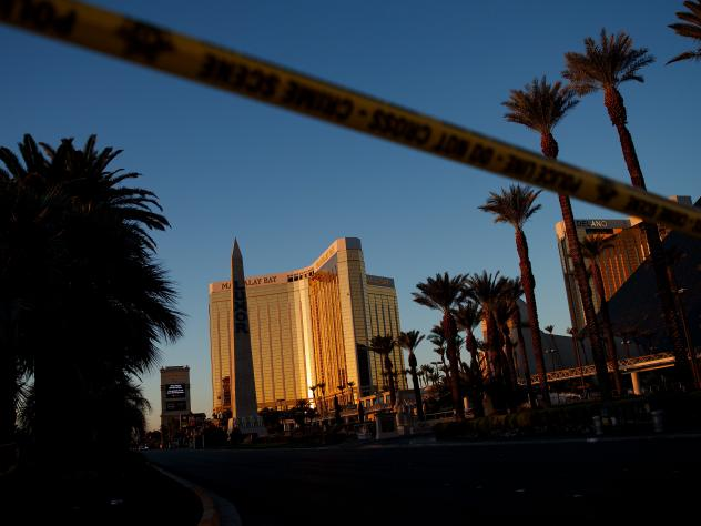 10 minutes of carnage: a timeline of the Las Vegas shooting