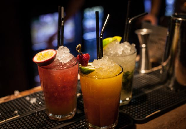 There is a growing demand for nonalcoholic, high-end beverages in the U.S., coming on the heels of a trend across the pond.