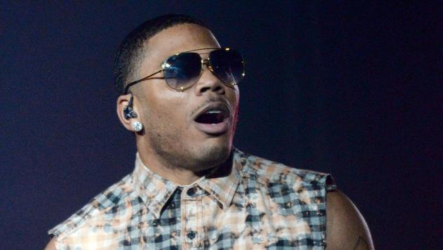 Nelly was taken into custody early Saturday morning after a woman called 911.