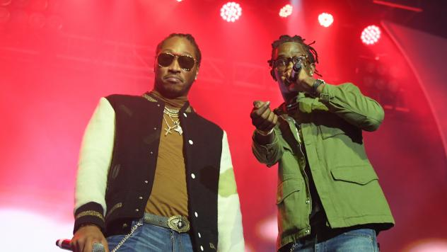 Future and Young Thug, <em>Super Slimey</em>