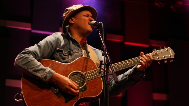 Son Little performs live at WXPN's Free At Noon Concert - recorded live for World Cafe.