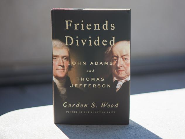 'Friends Divided' by Gordon S. Wood