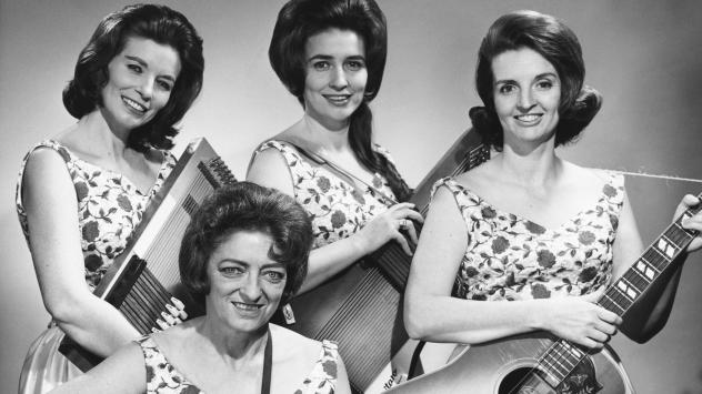 Forebears: Maybelle Carter, The Mother Of Popular Country
