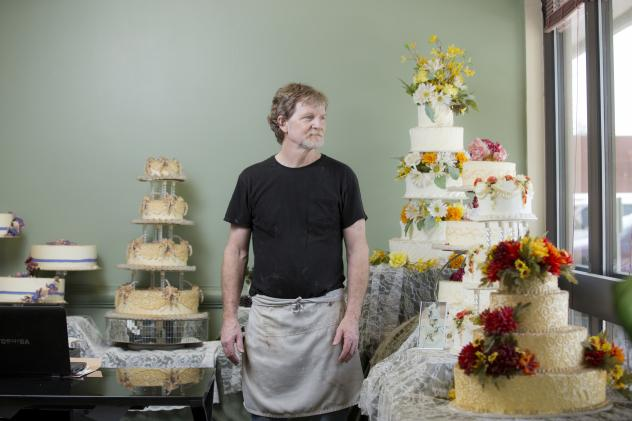 Charlie Craig and David Mullins are at the core of a legal case that goes before the U.S. Supreme Court after Denver-area baker Jack Phillips refused to make the couple's wedding cake due to his Christian faith.