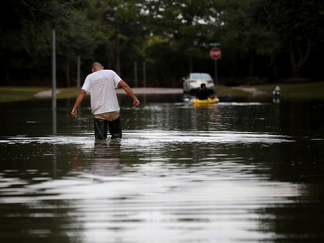 A week after Hurricane Harvey swept through southern Texas in August, the streets of Katy, Texas, were still flooded. People in Puerto Rico and the Southeastern U.S. who were affected by the hurricanes are among those who may have extra time to enroll fo