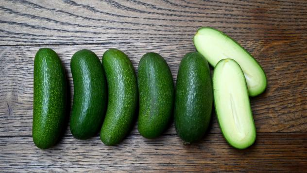 Cocktail avocados: adorable, seedless — safer for those who can't cut the kind with a pit?