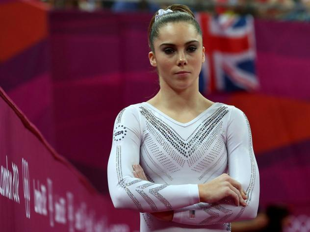McKayla Maroney had signed a confidentiality provision as part of a monetary settlement in late 2016.