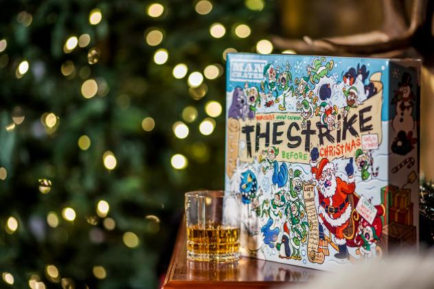 A new wave of Advent calendars offers adults a variety of foods and beverages, including Pringles, beef jerky, vodka and gin.