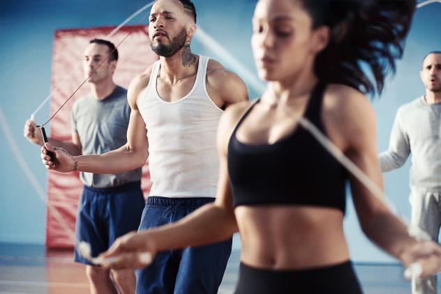 Fitness routines that require little equipment, such as yoga and high-intensity interval training, are predicted to be more popular in 2018.