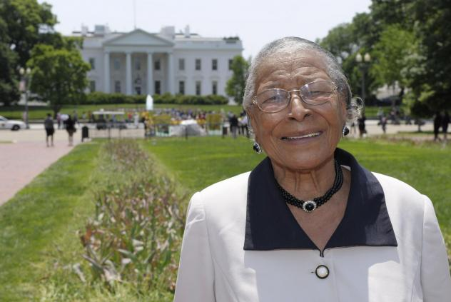 Recy Taylor died at 97 in Abbeville, Ala., on Dec. 28, just three days before her 98th birthday.