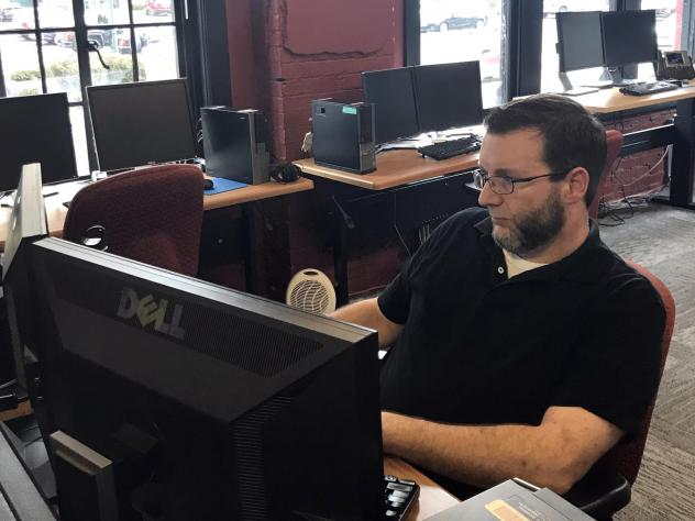 Wheeling Mayor Glenn Elliott says he worries how the rise of independent contractors is changing the fundamental social contract between employers and workers.