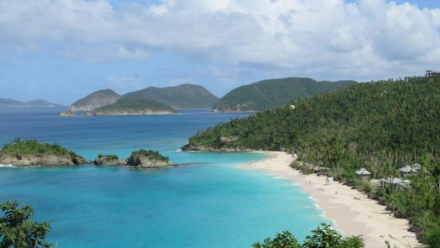 Andrew Klutz with the islands' economic development authority says one upside is that resorts can now redesign and upgrade their properties to make them more competitive.