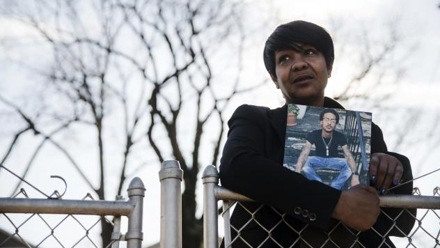 Trina Singleton was devastated when her 24-year-old son, Darryl, was shot to death. The Philadelphia Obituary Project, founded by attorney Cletus Lyman, gave her a way to celebrate her son's life and manage her grief.
