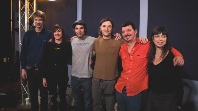 The Barr Brothers return to the World Cafe studio at WXPN to perform songs from their latest album,<em> Queens of the Breakers. </em>