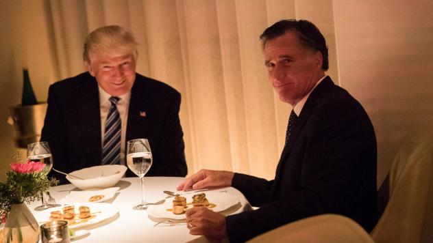 Mitt Romney's Twitter feed had been hinting at a possible run, changing his location from Massachusetts to Utah and teasing an announcement two weeks ago.
