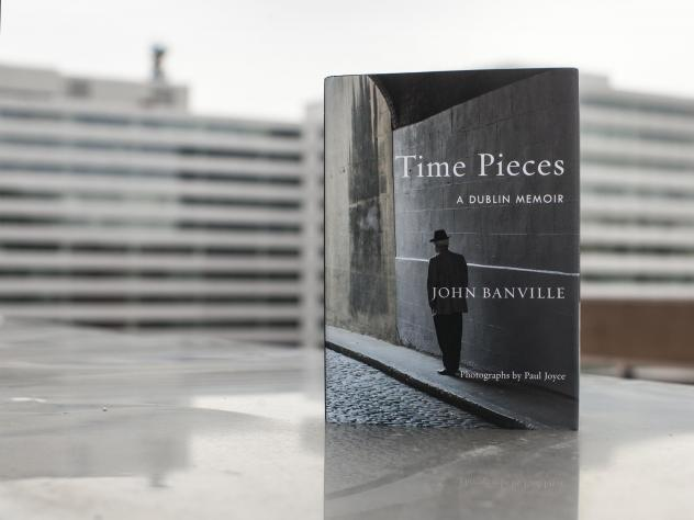 'Time Pieces,' By John Banville.