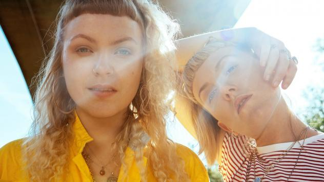 "English duo IDER blends synth with piano arpeggios on the dreamy electro-pop ballad ""Body Love."""