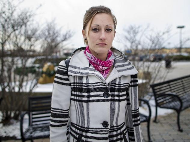 Mady Ohlman, who lives near Boston and has been sober for more than four years, says many drug users hit a point when the disease and the pursuit of illegal drugs crushes the will to live.