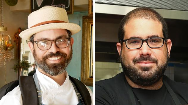 In December, Puerto Rican chef Gabriel Hernandez celebrated the return of locally grown radishes. Most of the growers that supplied his restaurant saw their crops destroyed during Hurricane Maria.
