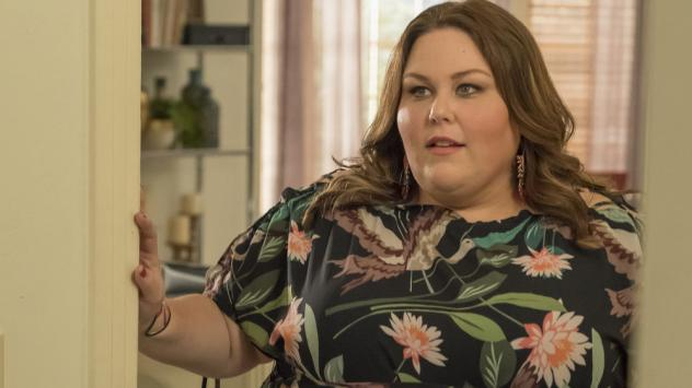 Chrissy Metz plays Kate on the NBC's <em>This Is Us.</em>