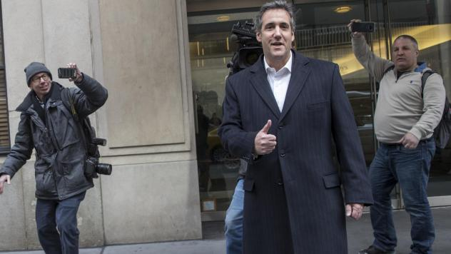 President Trump's longtime attorney Michael Cohen is the subject of an ongoing federal criminal investigation, prosecutors disclosed in court documents on Friday.